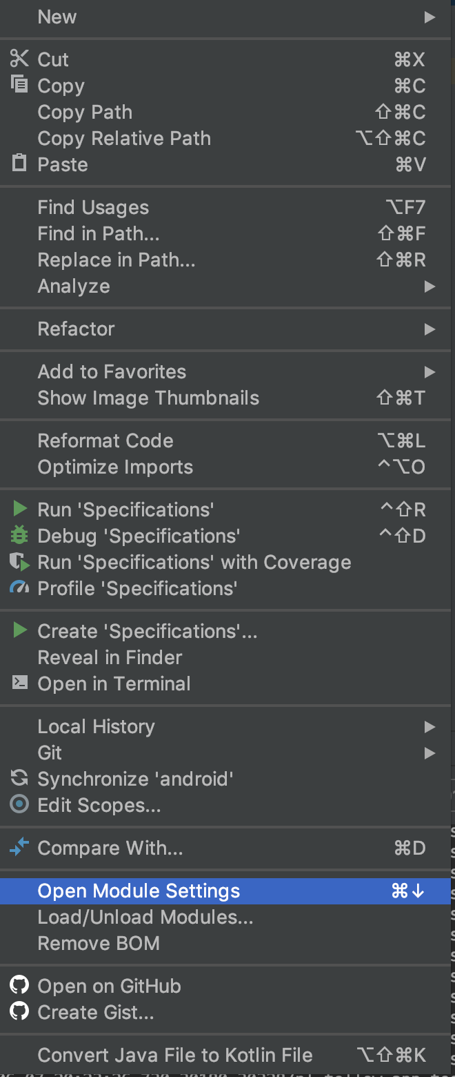 How to delete a module in Android Studio – Mr Anderson